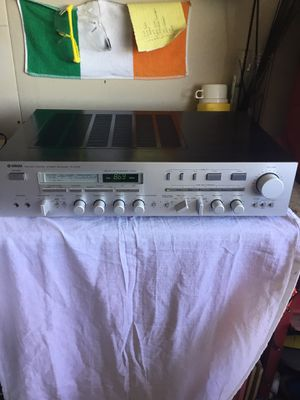Yamaha R1000 vintage stereo Receiver for Sale in San Diego, CA