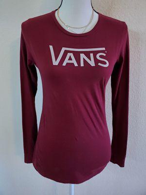 Vans Long Sleeve Top for Sale in Leander, TX