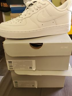 Brand New Womens Air force 1s sizes 7 and 8 for Sale in Compton,  CA