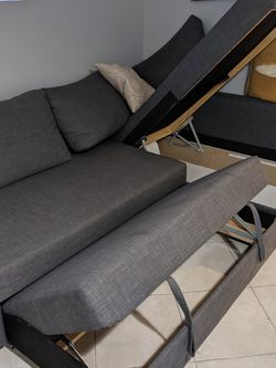 Ikea Frihetwn Sleeper Sectional - Like New for Sale in Chicago,  IL