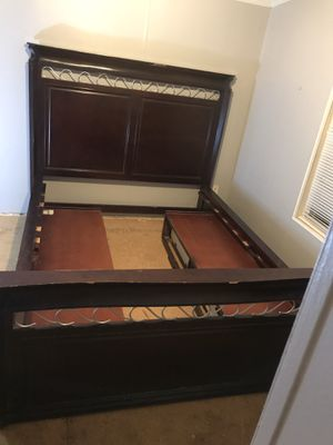 Queen bed frame for Sale in Anderson, SC