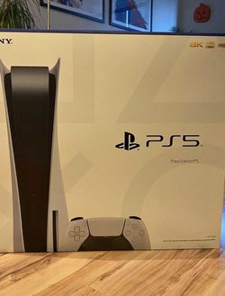 Brand New PS5 (disc)(not a bot) for Sale in Algona,  WA