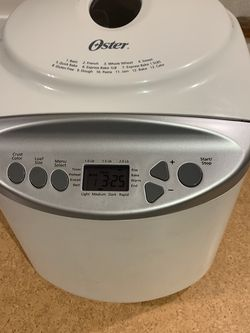 Oster Bread maker for Sale in Kent,  WA