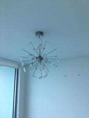 Modern light chandelier for Sale in Miami, FL