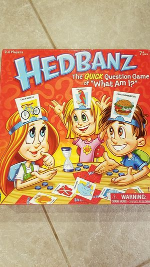 Headbanz Game for Sale in Brooklyn, NY
