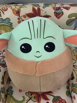 Yoda Squishmallow Disney Collectible Plush!! for Sale in Ventura,  CA