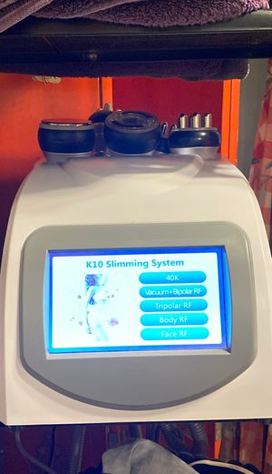 K10 SLIMMING SYSTEM for Sale in Newport Beach, CA