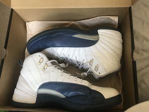 Jordan French blue 12s size 15 for Sale in Detroit, MI