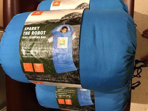 Ozark Sparky the Robot kids sleeping bag for Sale in Renton, WA