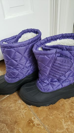 Kids snow boots for Sale in Norfolk, VA
