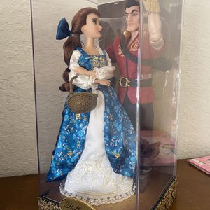 Disney Fairytale Designer Collection Belle And Gaston for Sale in Spring Hill, FL