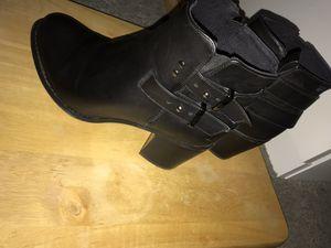 Black booties for Sale in Herndon, VA