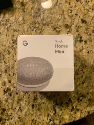 Google Home Mini - Brand New for Sale in Los Angeles, CA
