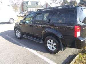 08 Nissan Pathfinder 4x4 for Sale in UNIVERSITY PA, MD