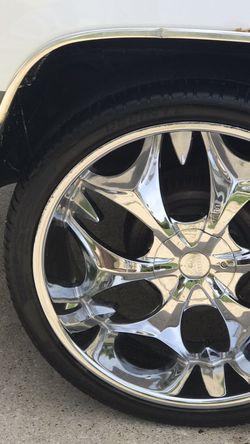 4 Rims And Tires 305.26 for Sale in Atlanta,  GA