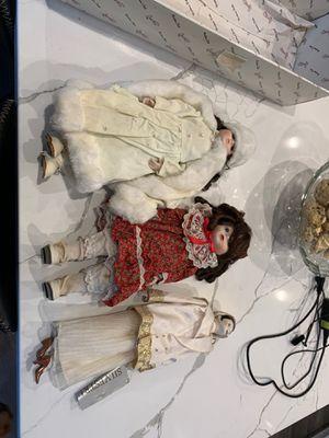 Porcelain dolls for Sale in Lake Stevens, WA