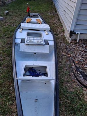 13' Flat Back Canoe for Sale in Hudson, FL