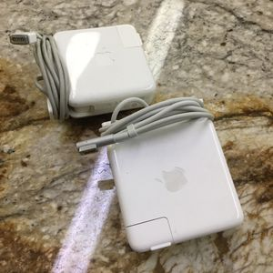 Apple 60W and 85W MagSafe Power Adapters for Sale in Chino, CA