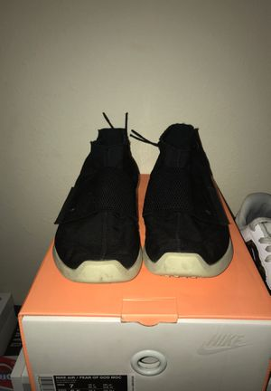 Fear of god Mocs size 7 for Sale in Beaverton, OR