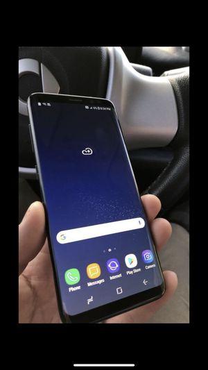 Samsung s8 64gb Black ( unlocked) for Sale in Clovis, CA