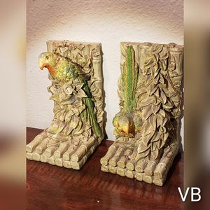 Vintage Antique Bird Bookends for Sale in Tampa, FL