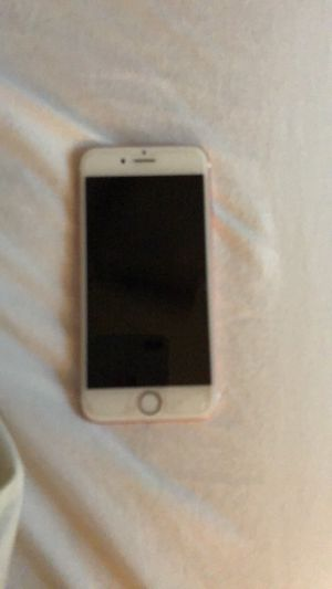Rose gold iPhone 6s ATT for Sale in Houston, TX