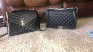 chanel boy bag & ysl for Sale in Washington, DC