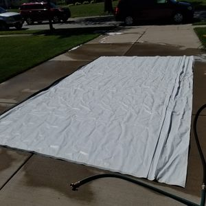Carefree rv awning fabric for Sale in Highland, IN