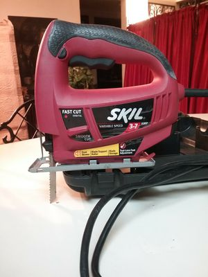 JIGSAW ( MADE BY : SKIL : THE POWER TOOL COMPANY. for Sale in Anaheim, CA