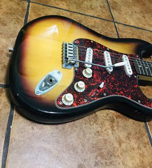 Sunburst Squire by Fender Guitar for Sale in Phoenix, AZ