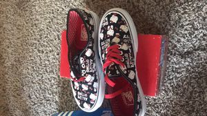 Vans (Hello Kitty) size 3.0 for Sale in Chino, CA