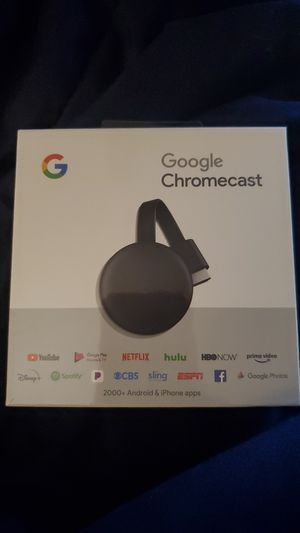 Google Chromecast for Sale in Merrill, WI