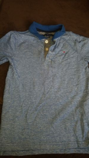 Boy Tommy Hilfiger Polo Shirt size 5 for Sale in San Diego, CA