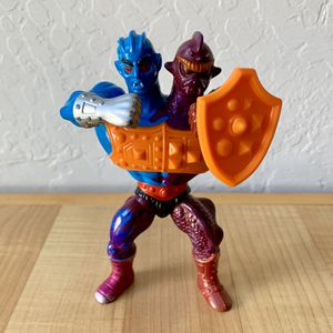 Vintage Heman Masters of the Universe Two Bad Action Figure Complete MOTU Toy for Sale in Elizabethtown, PA