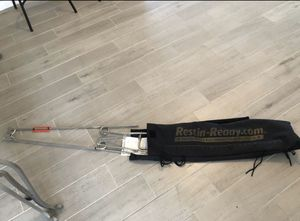 Restin On Shore Fishing Rod Holder for Sale in Palm Harbor, FL