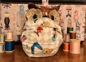 Alice in Wonderland Face Mask for Sale in Birmingham, MI