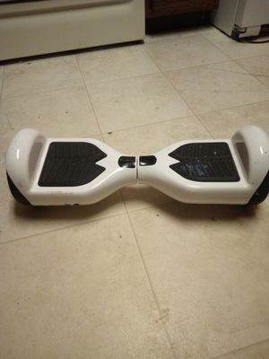Hoverboard works perfectly just needs charger it got lost the other day !! for Sale in Indianapolis, IN