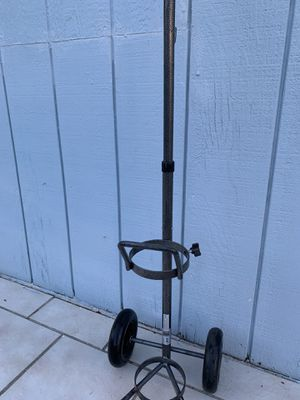 Oxigen Tank Portable On wheels Carrt , in Very good Condition. , for Sale in Portland, OR