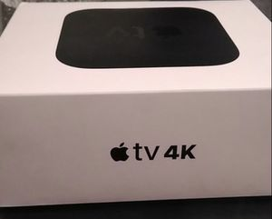 Apple 4K TV with power and HDMI cord for Sale in Seattle, WA