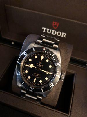 Tudor Black Bay Noir (Rare ETA) Kit ++ for Sale in Orlando, FL