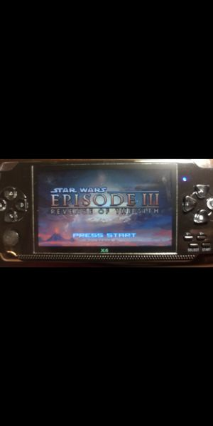 4.3 inch screen Handheld Portable Game Console STARWARS! AND 10,000 Free Games, for Sale in Miami, FL