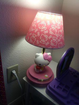Hello Kitty Lamp for Sale in Nashville, TN