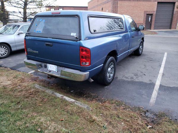 1 owner 02 dodge ram 1500 great truck