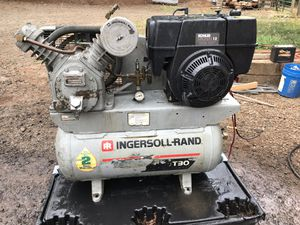 Ingersoll Rand T30 Gas Air Compressor for Sale in Molalla, OR