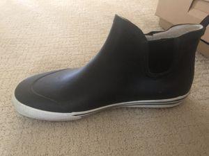 Rain boot, men shoes for Sale in Irvine, CA