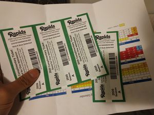 rapids water park tickets for Sale in West Palm Beach, FL
