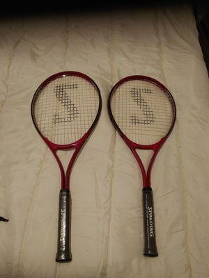 Spalding (Barracuda) red tennis Tennis Rackets for Sale in Riverside, CA