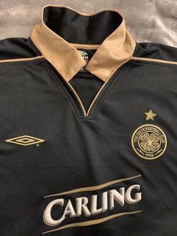 Celtic Football Club Jersey for Sale in Murrieta,  CA
