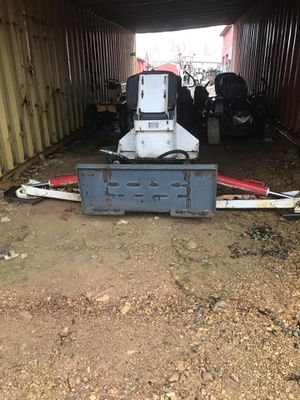 Skid steer/ Bobcat backhoe attachment. for Sale in Inwood, WV