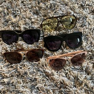 5 Sunglasses Bundle for Sale in Irvine, CA